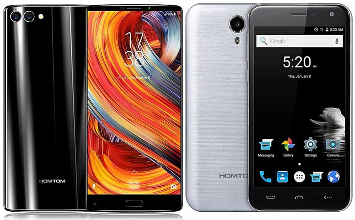 Homtom Phone Prices in Nigeria (2019) | Buying Guides, Specs
